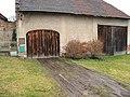 Krpy, stodola a vrata.JPG