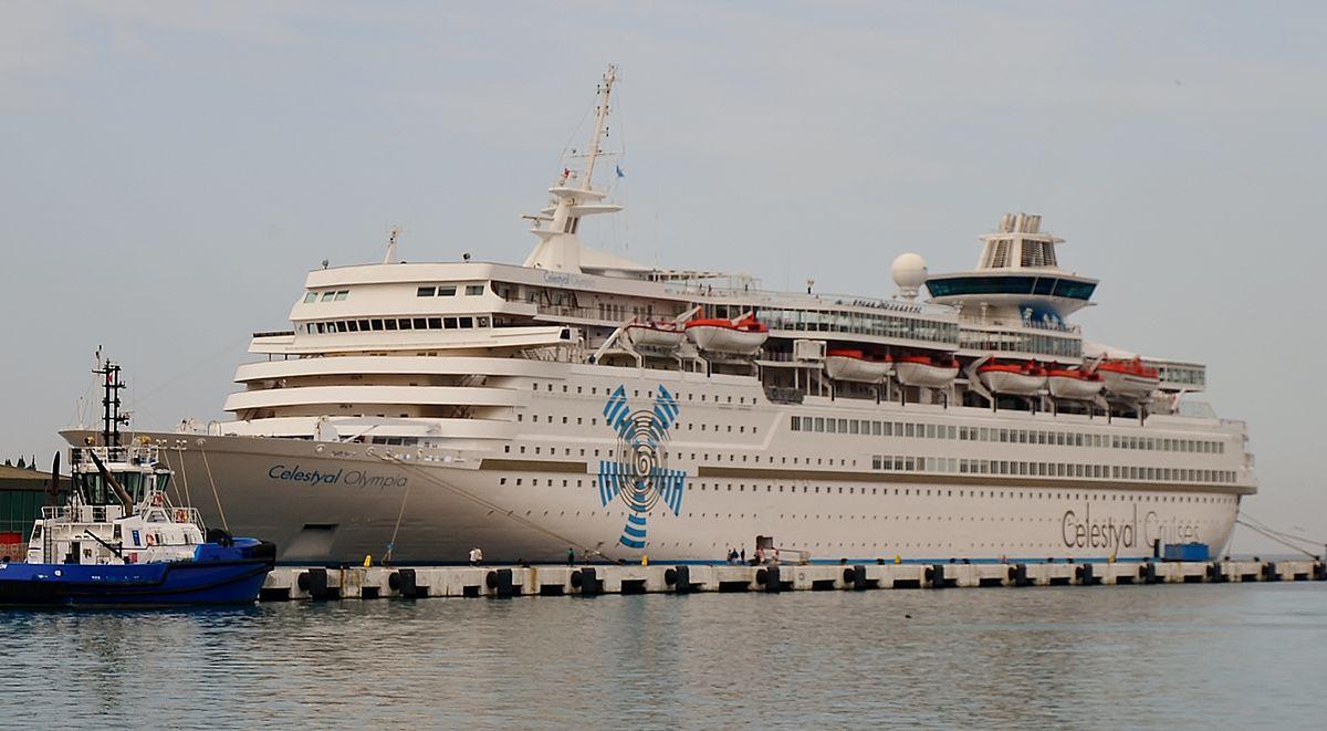 MS Celestyal Olympia Wikipedia - Cruise ship songs