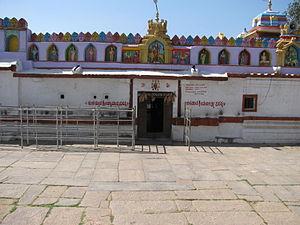Kuknur - Kuknoor-Inside Temple