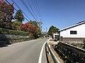 Kumamoto Prefectural Road No.149 near Akamizu Station 1.jpg