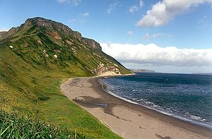 Kuril Islands - One of the Kuril Islands