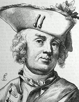 Swedish Pomerania - Kurt Christoph Graf von Schwerin