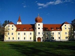 Kutjevo - Kutjevo Abbey