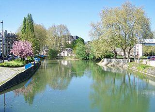 Auron (river) River in central France