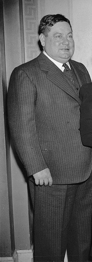 L. L. Marshall - in Washington, D.C., March 5, 1940