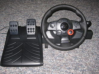Logitech Driving Force GT - Image: LDFGT