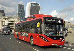 London Buses route 521 - Wikipedia
