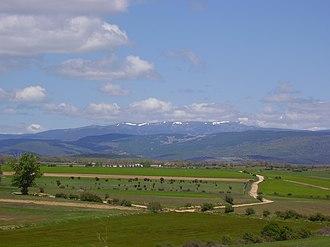 Picos de Urbión - Los Tajones in the Picos de Urbión
