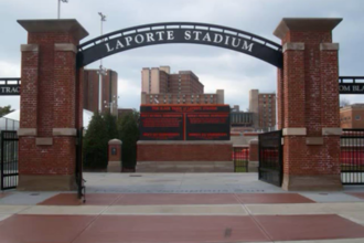 Tennessee Volunteers track and field - Tom Black Track at LaPorte Stadium is the home of the Tennessee Vols track and field teams.