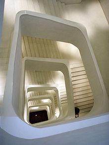 Caixaforum madrid wikipedia - Escaleras de caracol barcelona ...