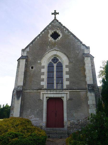 La façade.