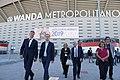 La alcaldesa visita el Wanda Metropolitano, sede de la final de la Champions League 01.jpg