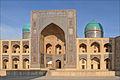 La médersa Mir-i-Arab (Boukhara, Ouzbékistan) (5675925162).jpg