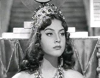 The Queen of Sheba (1952 film) - Leonora Ruffo as Balkis