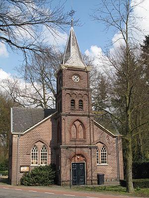 Laag-Keppel - Image: Laag Keppel, kerk foto 9 2010 04 12 14.46