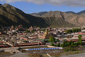Image illustrative de l'article Monastère de Labrang