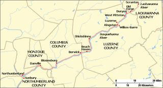 Lackawanna and Bloomsburg Railroad