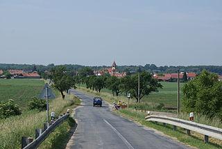 Ladná Municipality in South Moravian, Czech Republic