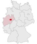 Anröchte - Rathausplatz - Niemcy