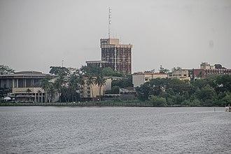 Lagos Lagoon - Image: Lagos Lagoon, Nigeria