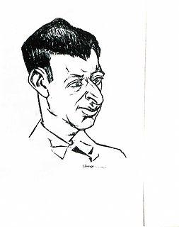 Yvan Goll French-German poet