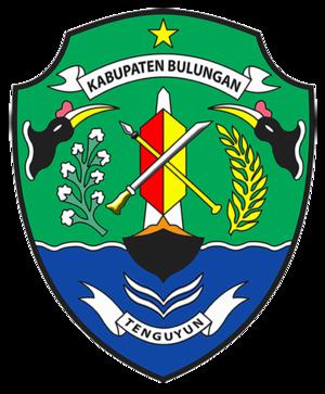 Bulungan Regency - Image: Lambang Kabupaten Bulungan