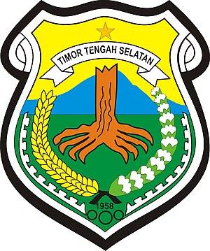 South Central Timor Regency - Image: Lambang Kabupaten Timor Tengah Selatan