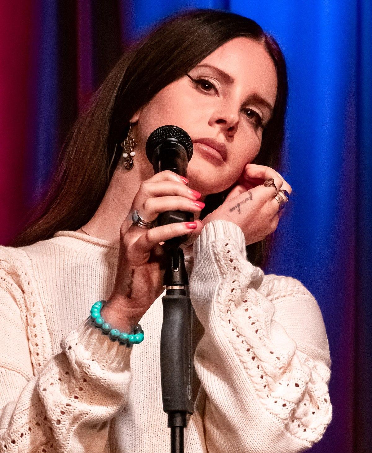 Lana Del Rey Wikipedia