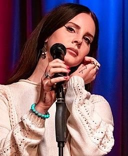 Lana Del Rey American singer-songwriter