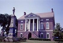 Lancaster County Courthouse (Built 1828), Lancaster, South Carolina.jpg