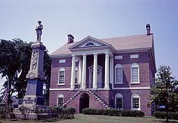 Lancaster County Courthouse (Built 1828), Lancaster, South Carolina.jpg