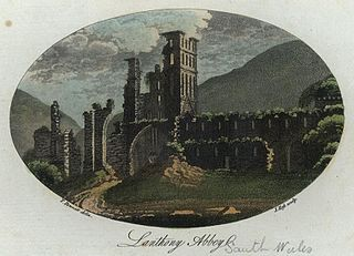 Lanthony Abbey