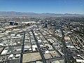 Las Vegas From Stratosphere 4 2013-06-25.jpg