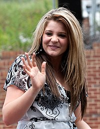 Lauren Alaina in Chattanooga, Tennessee, Mai 2011