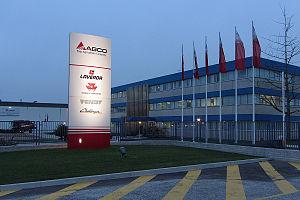 Laverda (harvesters) - Laverda headquarter and production site in Breganze, Italy
