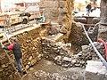 Lavori 2012 a porta pretoriana Aosta 02.jpg