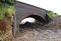 Lawford Road railway bridge blocked (2) - geograph.org.uk - 1342422.jpg