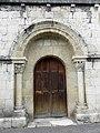 Layrac (47) Église Saint-Martin Façade sud 04.JPG