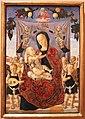 Lazzaro bastiani, madonna col bambino, angeli e la trinità, 1475 ca. 01.JPG