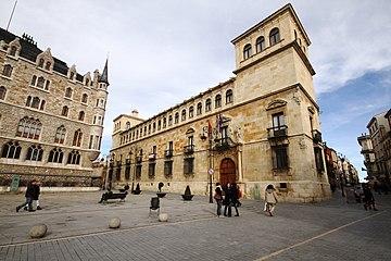 León - Palácio de los Guzmanes