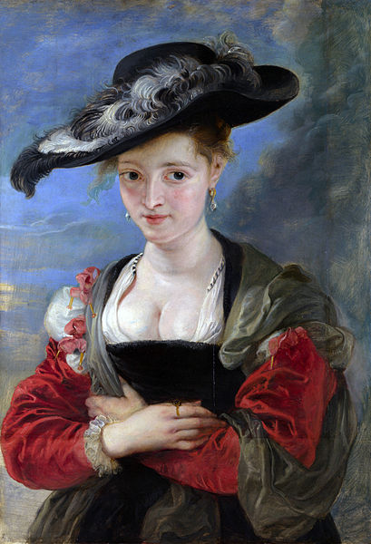 File:Le Chapeau de Paille by Peter Paul Rubens.jpg