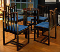Le mobilier du salon chinois de Miss K. Cranston (Kelvingrove Museum, Glasgow) (3803686594).jpg