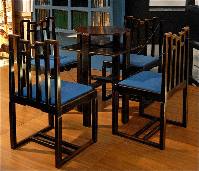 montofenestro escaparate dise o y m s dise adores charles rennie mackintosh 1868 1928. Black Bedroom Furniture Sets. Home Design Ideas