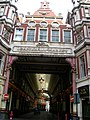 Leadenhall Market entrance in Gracechurch Street EC3 - geograph.org.uk - 1272053.jpg