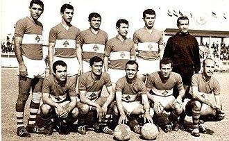 Lebanon national football team - Lebanon at the 1966 Arab Nations Cup.