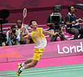 Lee Chong Wei Prepares To Smash.jpg