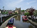 Leeds and Liverpool Canal, Skipton - geograph.org.uk - 798947.jpg