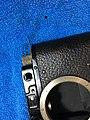 Leica II D aka Couplex rangefinder unit (32603682710).jpg