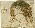 Leonardo da Vinci - RCIN 912515, The head of Leda c.1505-6.jpg