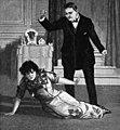 Leoncavallo - Zazà, act IV - Dufresne denouncing Zaza - The Victrola book of the opera.jpg